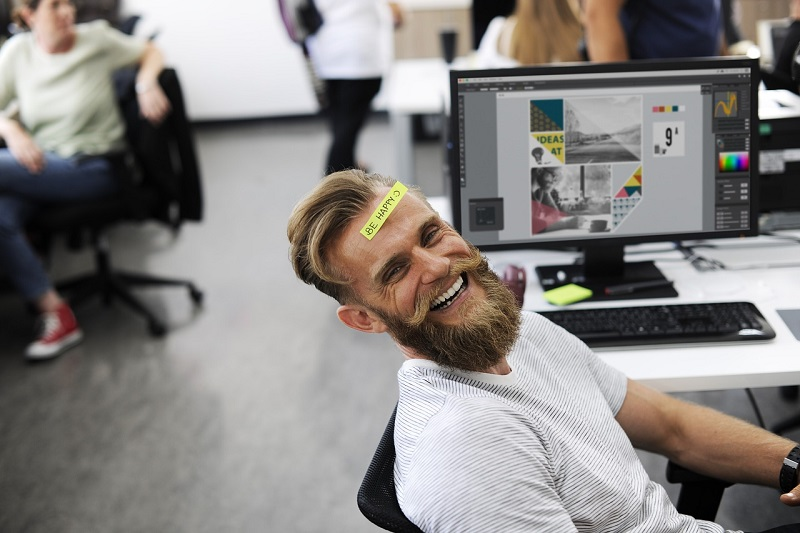 Workplace happiness tips